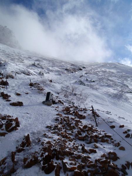 お正月登山-八ヶ岳 赤岳日帰り_c0177814_20282149.jpg