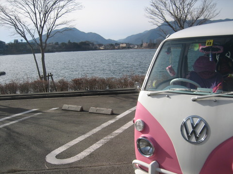 ☆旅行⇒河口湖まで☆_d0207324_17271760.jpg