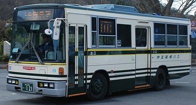 伊豆箱根バスの旧塗装復元車 +α_e0030537_23331535.jpg
