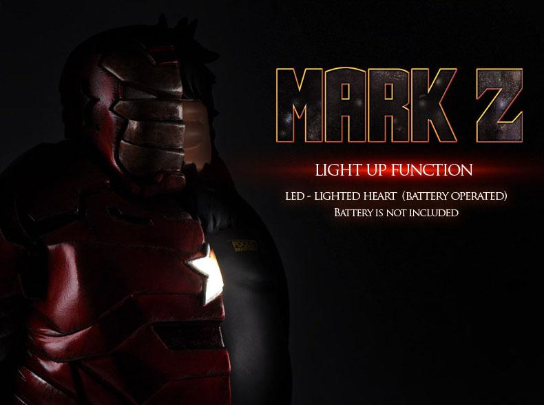 メタボなアイアンマン、マーク・ゼットの詳細。_a0077842_0202533.jpg