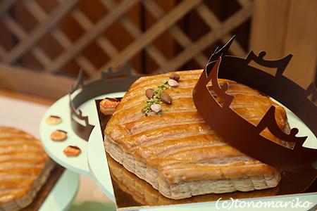 王様のお菓子、ガレット_c0024345_22213099.jpg