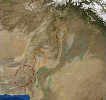 南アジア先史・原史考古学への道:先取り編「平原と丘陵の対立」_a0186568_21283840.jpg