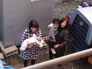 子育てママの家づくり Vol.21 『上棟式』_b0193900_641484.jpg