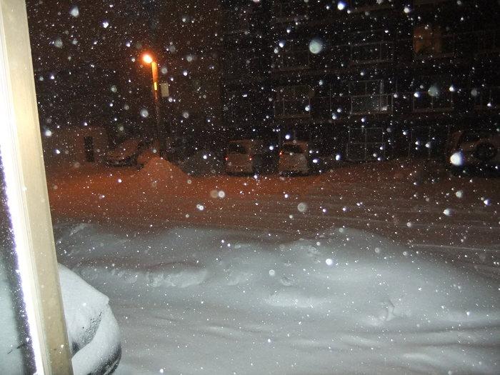 札幌は昨日から雪が降り続いております。_c0226202_231039.jpg