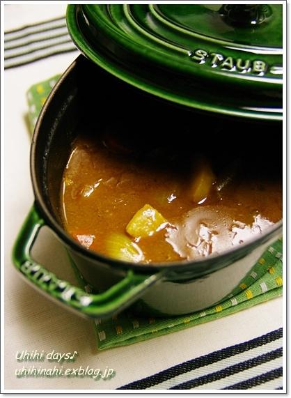 STAUB ストウブのお鍋が家にやってきた♪_f0179404_21265764.jpg