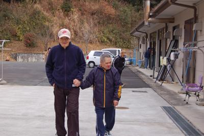 散歩&レクリハ_a0154110_10514737.jpg
