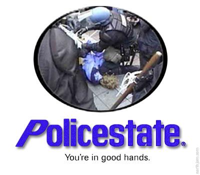 「警察国家アメリカ」:「白人至上主義アメリカの復活」=「ネオコンNWO」_e0171614_2351362.jpg