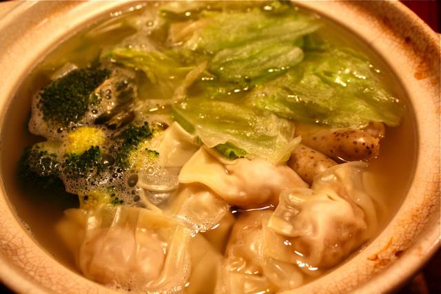餃子鍋!_f0170519_14463913.jpg