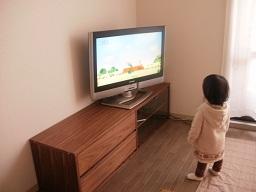f0235424_12283156.jpg. 年末に、新しいテレビ台を無印 ...