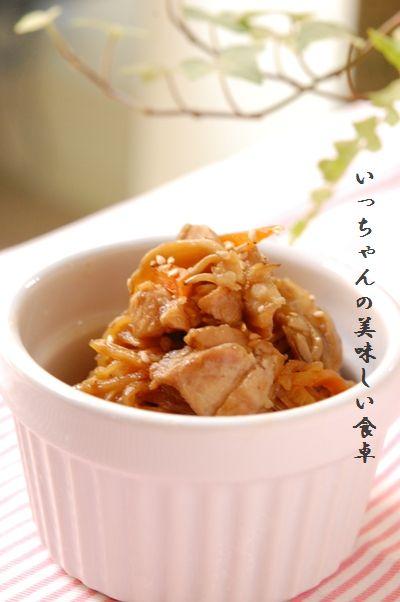 コクうま☆レンコンと白菜の明太マヨ和え_d0104926_384544.jpg