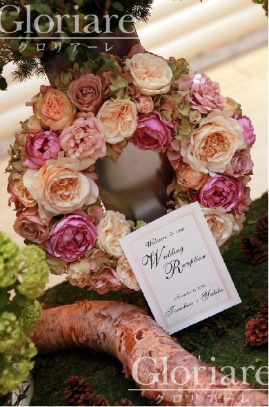 Happy Wedding♡Yukikoさん_e0158653_21155125.jpg