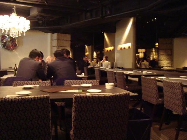銀座「韓国料理 ボクデン」へ行く。_f0232060_0305971.jpg