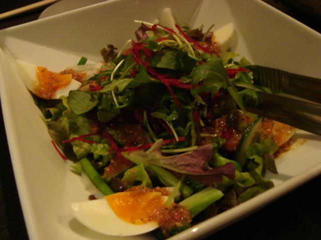 銀座「韓国料理 ボクデン」へ行く。_f0232060_033428.jpg