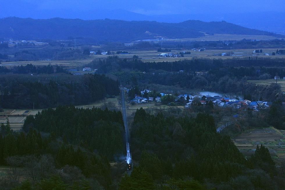 森を抜ける - 2010年初冬・磐西 -_b0190710_7325100.jpg