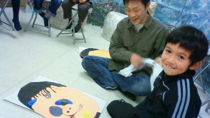 小学生1年生新年会_b0187423_16541584.jpg