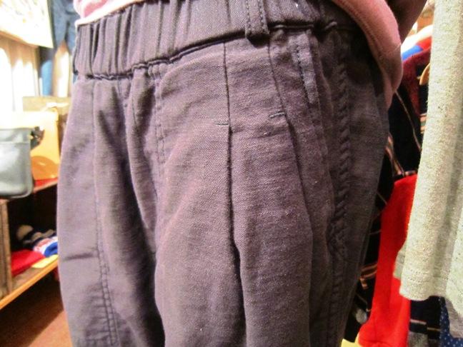 """Americana(アメリカーナ) \""""バックサテン RIB PANTS\"""" 入荷!_f0191324_1431418.jpg"""