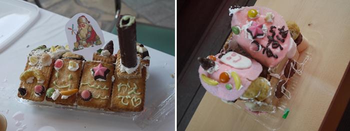 お菓子の家をつくろう♪ マリノアシティ〜レポート〜_f0063241_205658.jpg