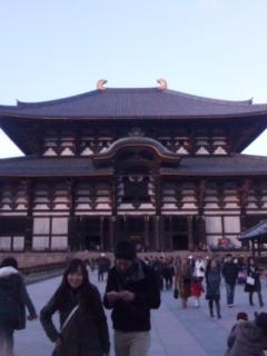 東大寺〜〜〜〜〜〜〜〜_e0114246_1761444.jpg