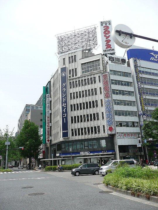 大阪淀屋橋の石原ビルディング_c0112559_13105347.jpg