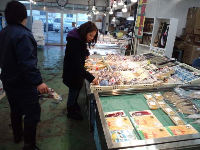 札幌の思い出☆ カナコと市場_c0151965_19394837.jpg