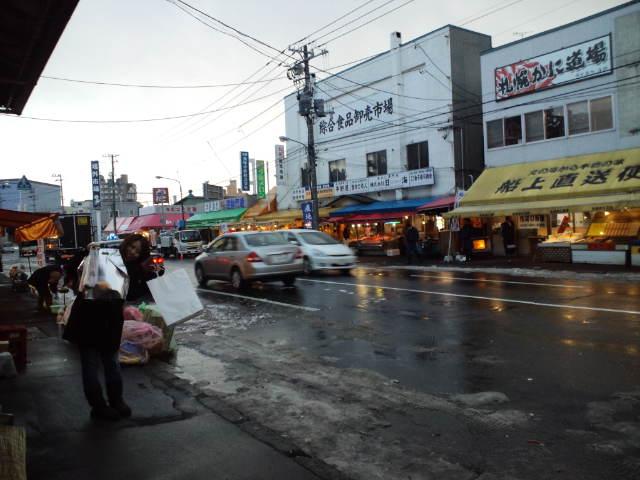 札幌の思い出☆ カナコと市場_c0151965_19413085.jpg