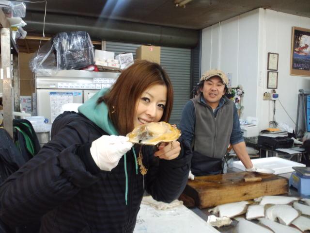 札幌の思い出☆ カナコと市場_c0151965_1975999.jpg