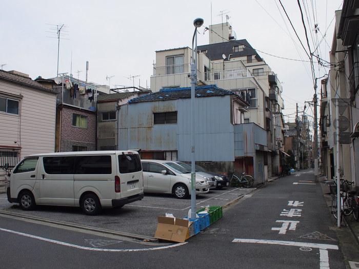 「浅草の家」_f0230666_19243156.jpg