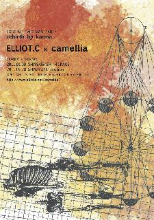 『camellia×ELLIOT.C』、大阪と東京にて2マンライヴ連続開催!!_e0197970_13352978.jpg