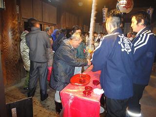2011年新年「水行」_b0092684_18533810.jpg