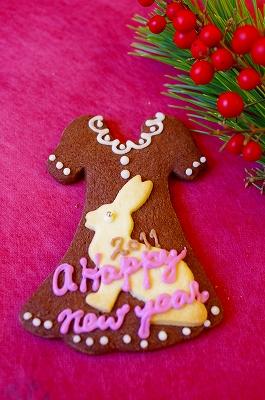 * rabbit   sweets *_c0220186_13353380.jpg