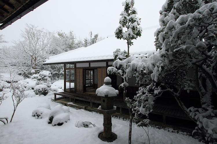 雪の源光庵_e0051888_6145210.jpg