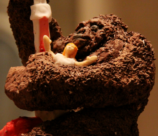 ニューヨーク映画のワンシーンをお菓子で再現! Gingerbread Extravaganza_b0007805_15444982.jpg