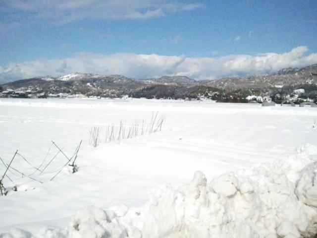 雪の国府町_f0192307_16584925.jpg