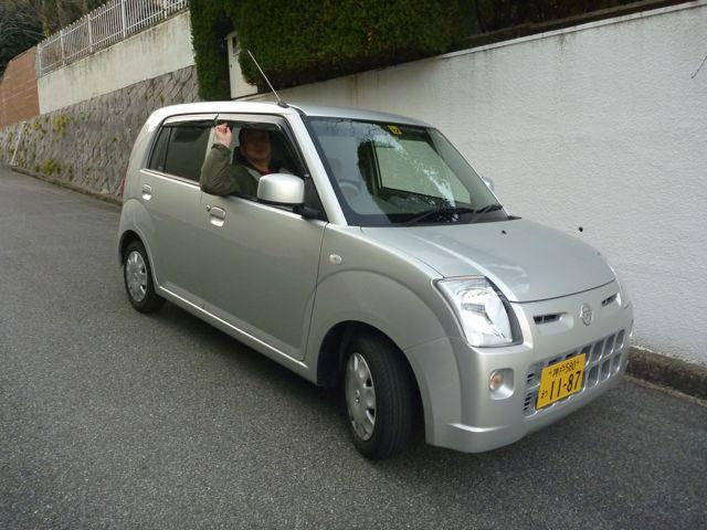 珍車 日産 ピノ_b0054727_192175.jpg