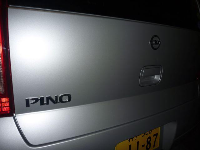珍車 日産 ピノ_b0054727_1993236.jpg