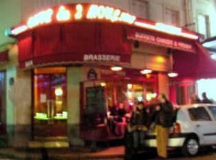 アメリ・プーランの映画から10年後のMontmartre_f0214437_4354165.jpg