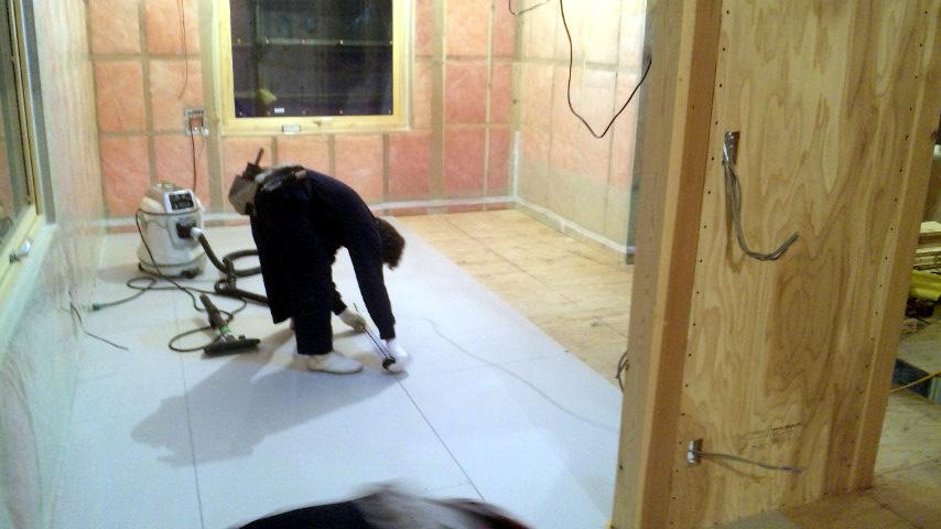 S邸「大沢新道の家」  工事中です。_f0150893_1721270.jpg