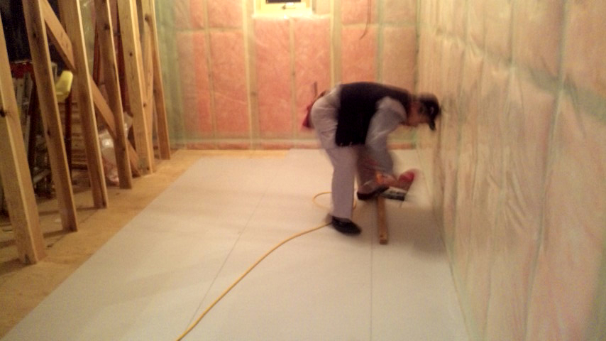 S邸「大沢新道の家」  工事中です。_f0150893_1723483.jpg