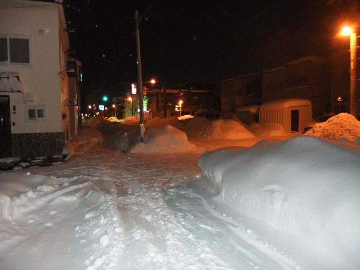 吹雪3日間 の 後の札幌!!_c0226202_17483279.jpg