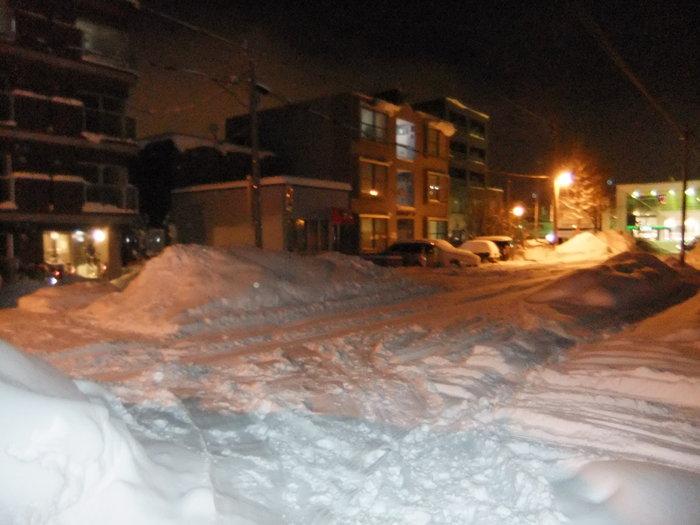 吹雪3日間 の 後の札幌!!_c0226202_17485828.jpg