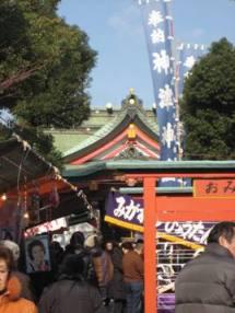「商売繁盛で笹もってこい」 - 十日戎_d0162179_17203817.jpg