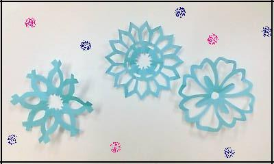 ハート 折り紙 折り紙切り絵花簡単 : aramisu.exblog.jp