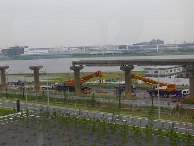 中国出張2010年06月-第五日目-虹橋空港から帰国_c0153302_1629936.jpg