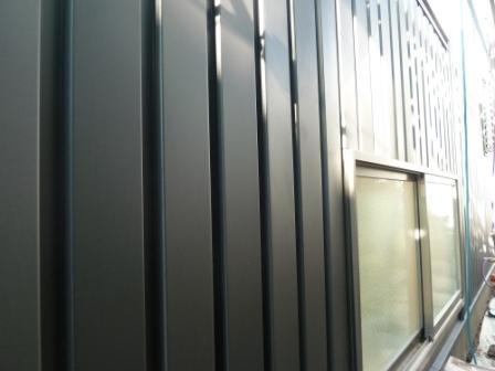 ガルバリウム外壁貼り_c0152341_161239.jpg