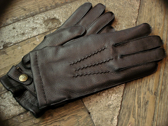 [DENTS] GLOVES[DEERSKIN] MADE IN ENGLAND !!_a0132147_23545212.jpg
