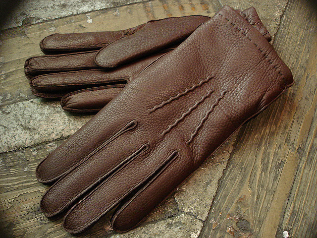 [DENTS] GLOVES[DEERSKIN] MADE IN ENGLAND !!_a0132147_23562776.jpg