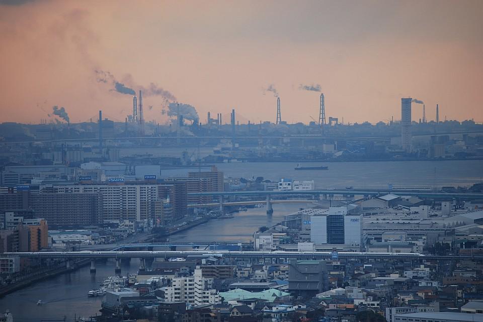 工業 地帯 中京