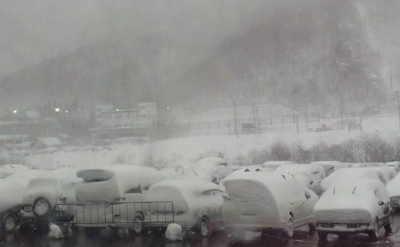 今日の かぐらスキー場_c0151965_23454149.jpg