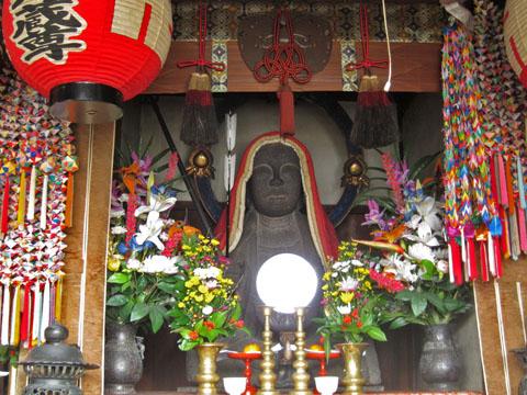 (洛中) 矢取地蔵_a0045381_1395559.jpg