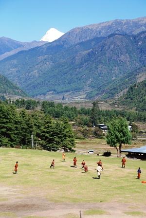 ブータンのろうあ学校を訪ねる_b0053082_13528.jpg